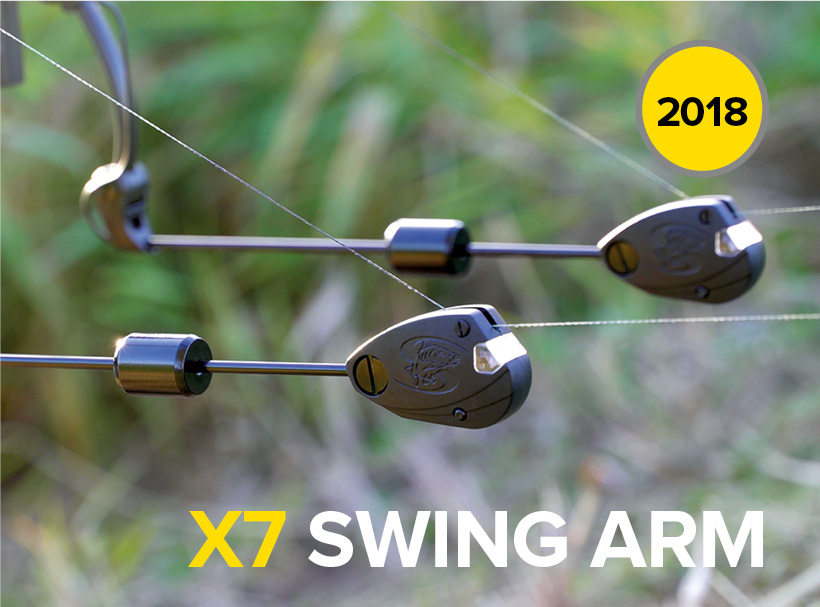 X7 LED Swing Arm